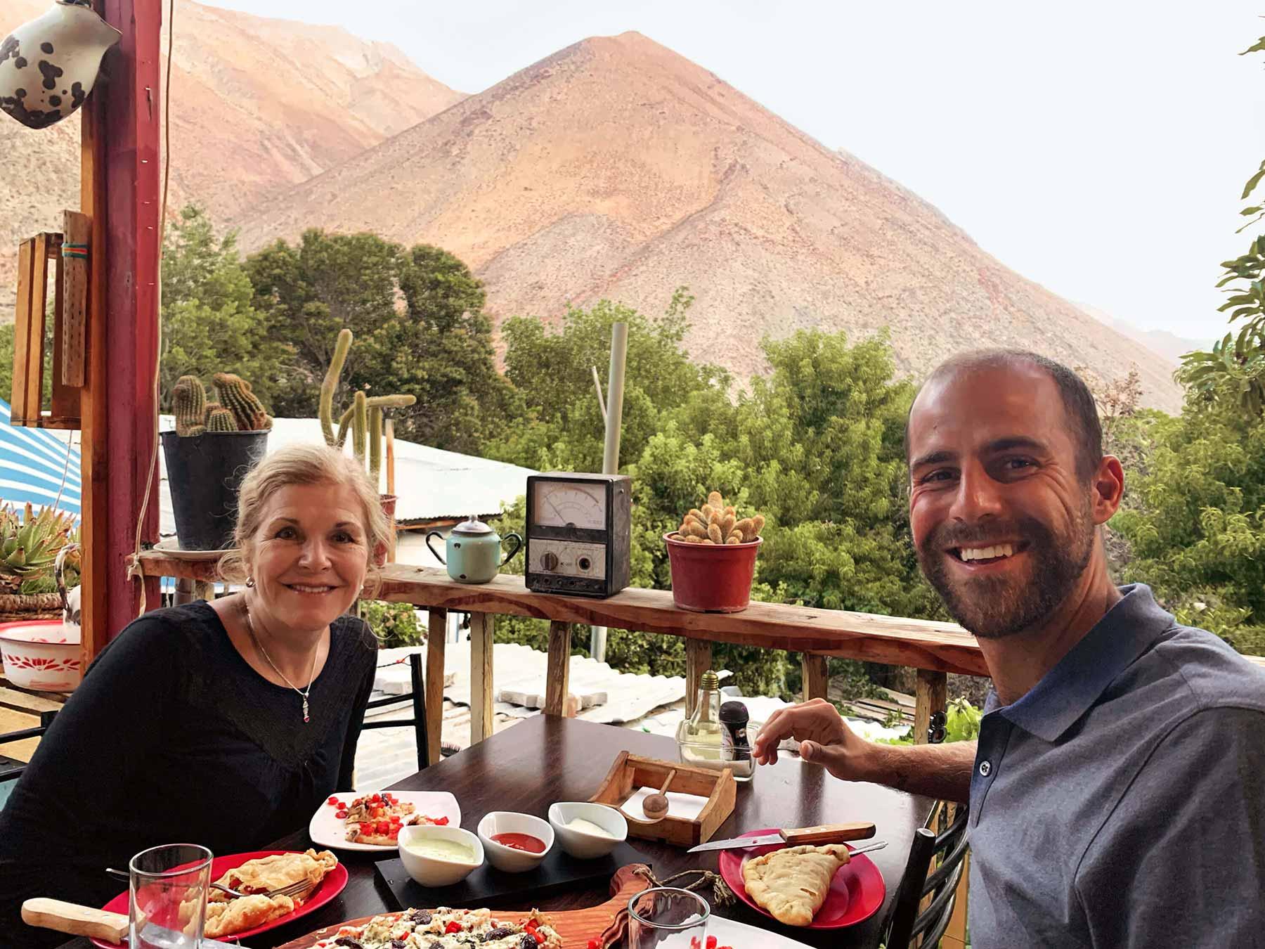 Valley d'Elqui au Chili