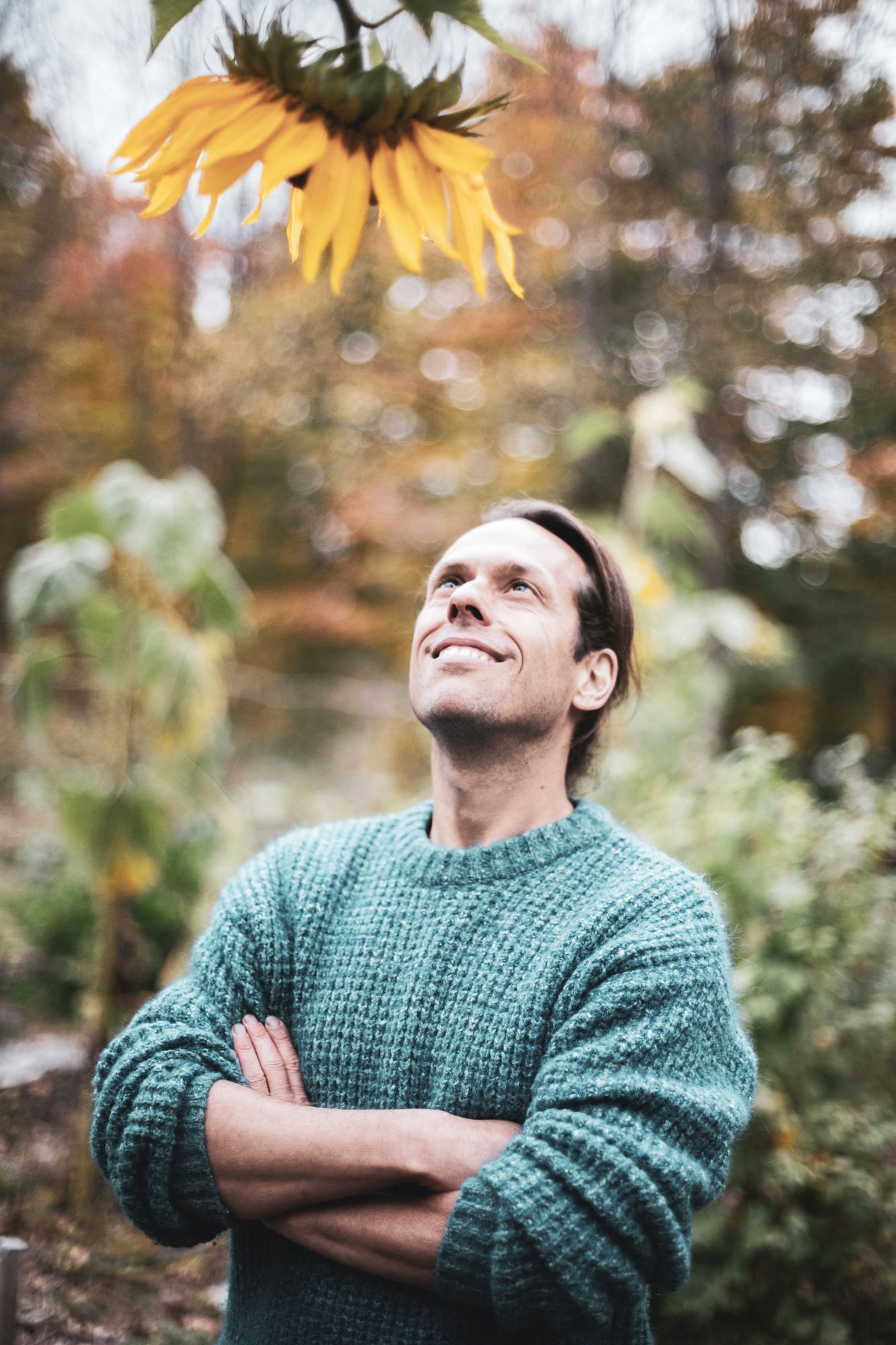 Mathieu Gallant méditation