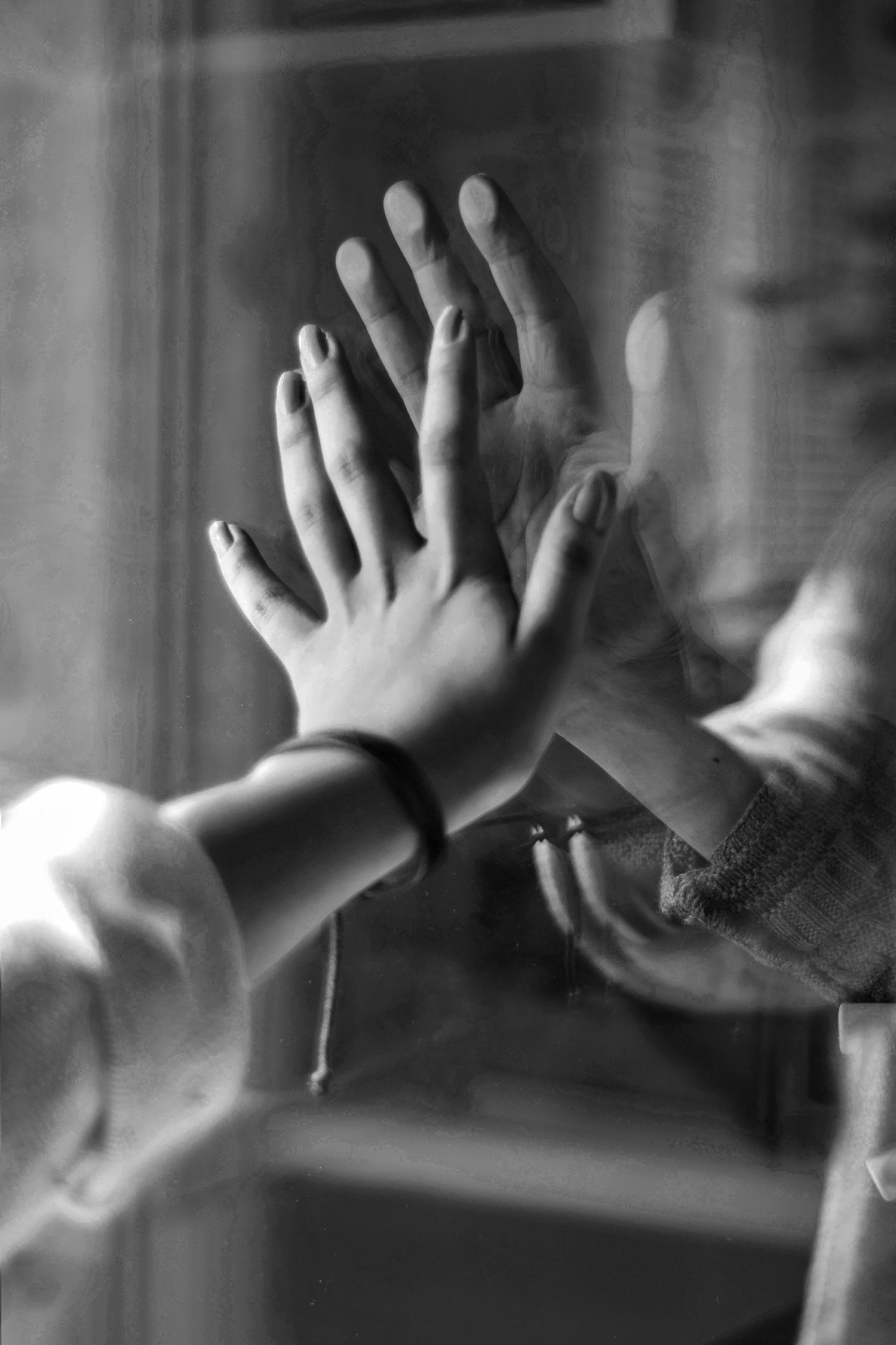 Le toucher et la sexualité